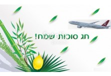 Succos to Israel Turkish Airlines