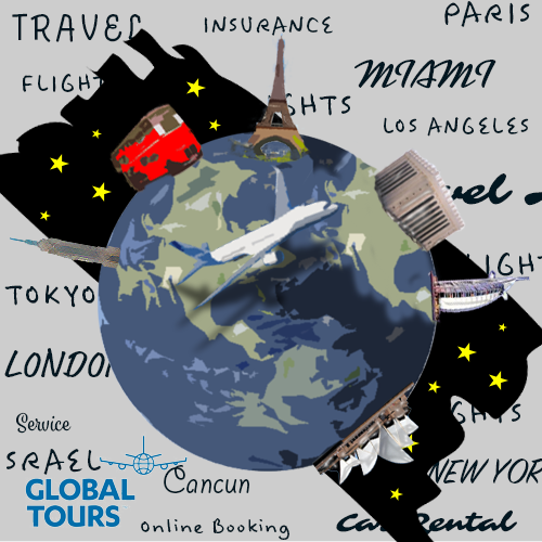 Travel the World with Global Tours